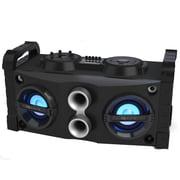 Supersonic iq-3526bt Bluetooth Portable Headphones, Black
