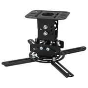 MegaMounts Low Profile Universal Ceiling Mount for Projectors PJB16