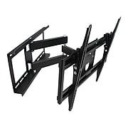 MegaMounts Full-Motion Wall TV Mount, 100 lbs. (gmw643)