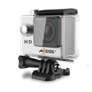 Axess CS3603-SL 5 MP Action Camera, 2.51 mm, Silver