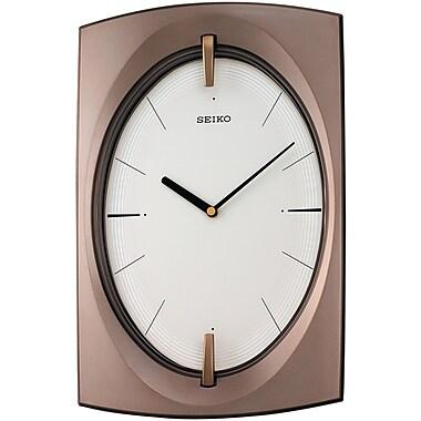 Seiko – Horloge murale en tonneau (QXA363B)