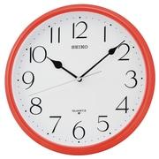 Seiko – Horloge murale, rouge (QXA651R)