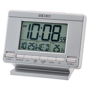 Seiko – Réveille-matin numérique (QHL061S)