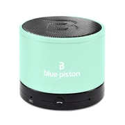 LOGiiX LGX-12221 Blue Piston Bluetooth Speaker