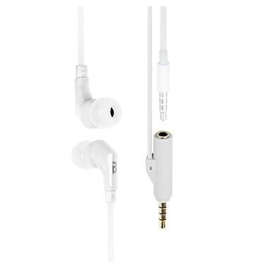 LOGiiX - Écouteurs-boutons Sharer TuneFREQs LGX-12013 avec séparateur, blanc