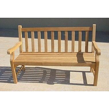 Royal Teak Kensington Teak Garden Bench