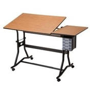 Alvin and Co. Titan II Split Drafting Table by