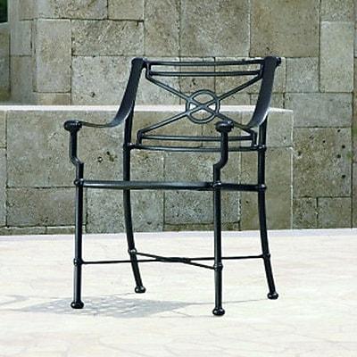 Woodard Delphi Patio Dining Chair; Twilight