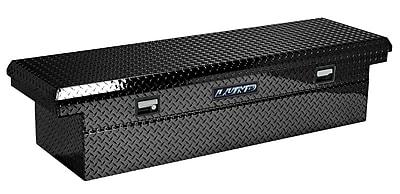 Lund Inc. Cross Bed Truck Tool Box; Black