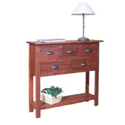 2 Day Console Table