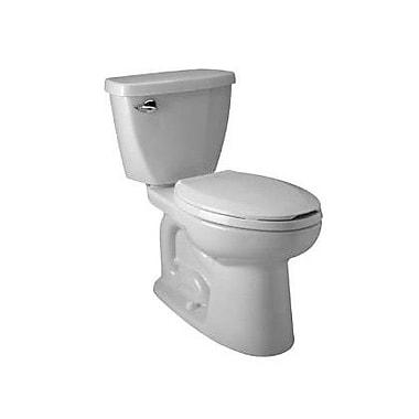 Zurn Ecovantage Siphon Jet 1.28 GPF Elongated Two-Piece Toilet