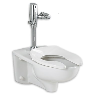 American Standard Afwall 1.6 GPF Elongated One-Piece Toilet
