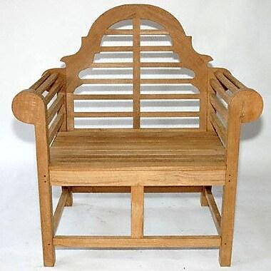 Regal Teak Marlboro Lutyens Patio Dining Chair