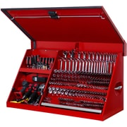 Extreme Tools 41''W Top Chest; Textured Red