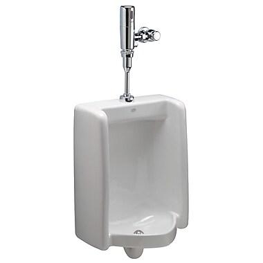 Zurn High Efficiency Urinal System with EZ Battery Sensor Flush Valve
