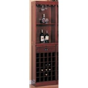 Wildon Home   Bar Unit w/ Wine Storage