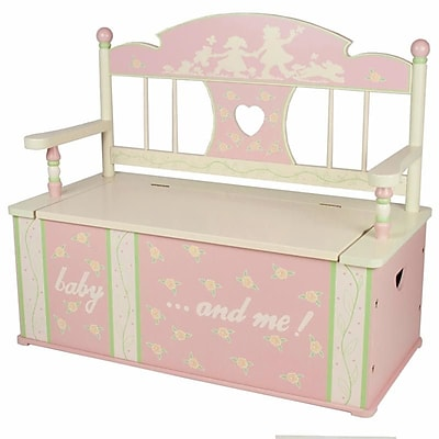 Levels of Discovery Rock-A-My-Baby Kids Bench w/