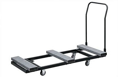 Buffet Enhancements Rectangular Folding Table Dolly