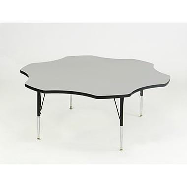 Correll, Inc. 60'' x 60'' Novelty Activity Table; 30'' H