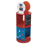 Levels of Discovery All Star Sports Revolving 34.5'' Bookcase