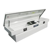 Lund Inc. Cross Bed Truck Tool Box; White