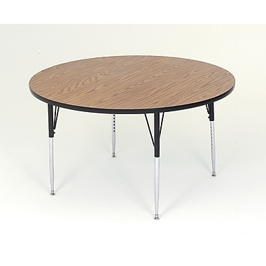Correll, Inc. Circular Activity Table; 48'' Round