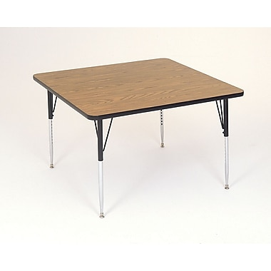 Correll, Inc. Square Activity Table; 42 x 42