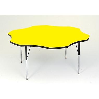 Correll, Inc. 60'' x 60'' Novelty Activity Table