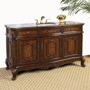 Legion Furniture Hatherleigh 60'' Single Chest Bathroom Vanity Set