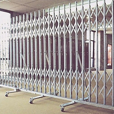 Hallowell Superior Portable Gates; 11' to 15'