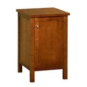 Ronbow Small Cabinet; Cinnamon