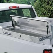 Lund Inc. Side Mount Box; Silver
