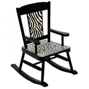 Levels of Discovery Wild Side Kids Rocking Chair