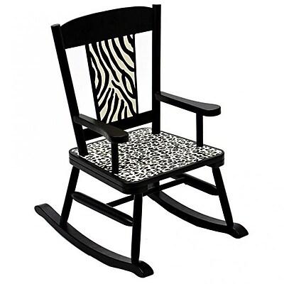 Wildkin Wildkin Wild Side Kids Rocking Chair