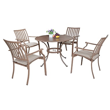 Panama Jack Island Breeze 5 Piece Dining Set