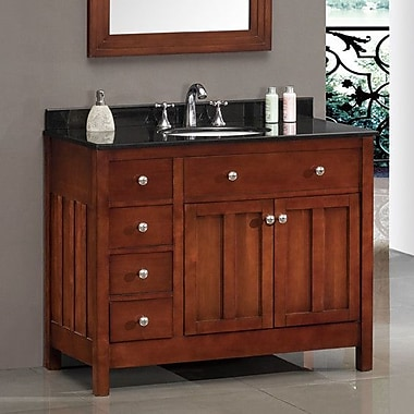 Ove Decors Lyon 42'' Single Bathroom Vanity Set