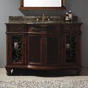 James Martin Furniture Classico 53'' Single Cherry Bathroom Vanity Set