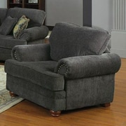 Wildon Home   Crawford Chenille Armchair