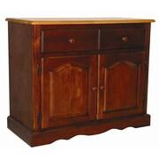 Sunset Trading Sunset Selections Server; Nutmeg / Rich Honey Light Oak