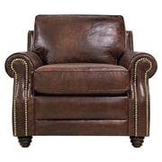 Luke Leather Levi Armchair