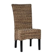 Ibolili Elips Solid Wood Dining Chair