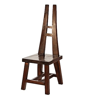 Ibolili Oasis Solid Wood Dining Chair