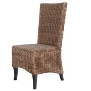 Ibolili Twist Weave Side Chair