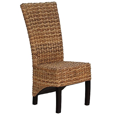 Ibolili Cancun Solid Wood Dining Chair