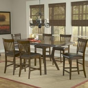 Hillsdale Arbor Hill 7 Piece Counter Height Dining set