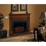Classic Flame 36'' Built-In Wall Mount Electric Fireplace Insert