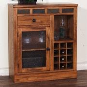 Sunny Designs Bar w/ Wine Storage