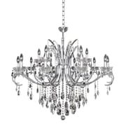 Allegri Catalani 15-Light Crystal Chandelier