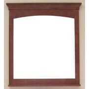 Sunny Wood Expressions Framed Mirror; 40'' H x 36'' W x 4'' D
