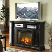 Legends Furniture Manchester TV Stand w/ Electric Fireplace
